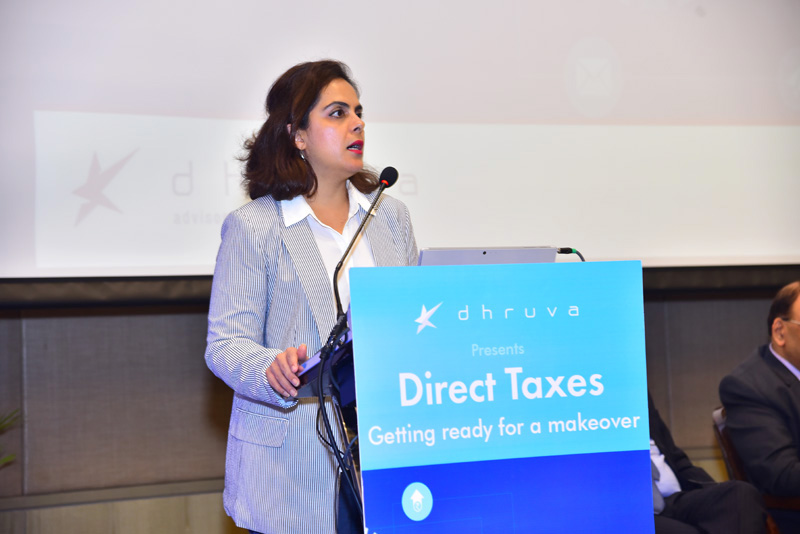 Dhruva Advisors Events India Tax Landscape and M&A recent trends