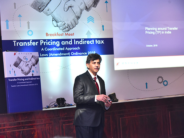 Dhruva Advisors Events Transfer Pricing and Indirect Taxes A Coordinated approach